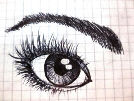 eye by LifeIsSucking