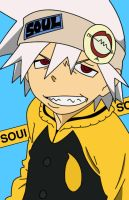 Soul Eater Evans by behzadvf