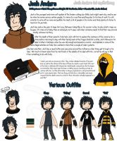 Quick Ref: Josh Anders by MythrilMog