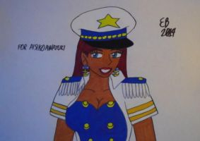 Captain Jeanette, At Your Service by shnoogums5060