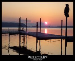 Dock of the Bay by DefiantHeart
