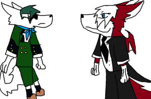 Cosplay drawing 1 by Demonthewolf456789