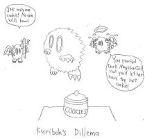 Kuriboh's Dillema by supercomputer276