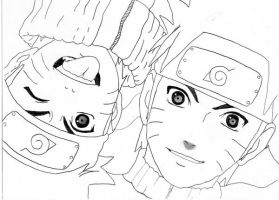 Naruto: Before And After by Kiranaomipartners