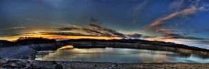 Panormic Lake View by Logicalx