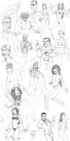 Sketchdump - 200907 by ntholden