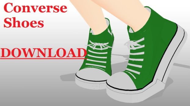 Converse Shoes DL by RiSama