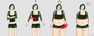 Gwen Weight Gain by Redoestimate191