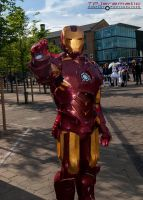 23rd May MCM LON Iron Man by TPJerematic
