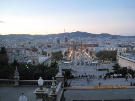 Montjuic by StudioByMika