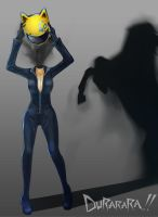 Durarara-Celty Alter by danmaru