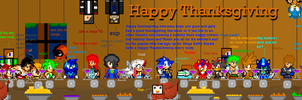 Happy Thanksgiving by sonicluke