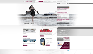 Karina Yacht Sales Ltd. Official Web Site by FerdiCildiz