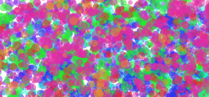 colorful bubbles by Animelover2124