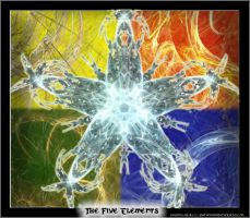 The Five Elements by phenyxangel