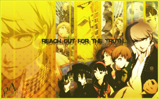 Persona 4 Wallpaper by En-Taiho