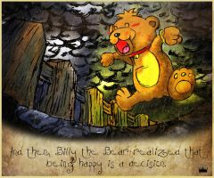 Billy The Bear Storybook by NLDesign