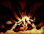 Triggered Anger 6 tails by AndroniX