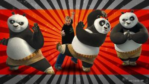 Kung Fu Panda Wallpaper by Dead-Standing-Tree