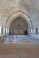 Senanque Abbaye - Inside by elodie50a