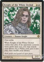 Magic Card Alteration: Loras KOTWO by Ondal-the-Fool