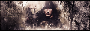 Randy Orton by Graphfun