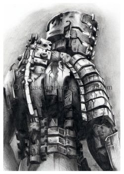 Dead Space - Isaac by PhaseChan