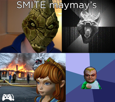 SMITE maymay's by BarefootDesign