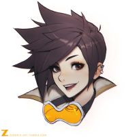 Tracer - 04 by Zeronis