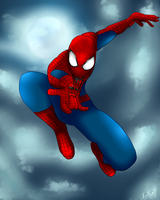 The Amazing Spider-Man 2 by Kuross