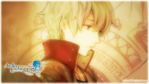 ncAtelier Escha and Logy 2 by NaughtyBoy83