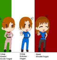 Hetalia family by Mello-chan91
