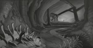 Cave by Tibby-Kitty