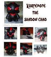 Shadow Chao by chaoticdreamer