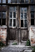Old Door by loker90