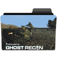 Game Folder - Ghost Recon by floxx001