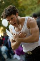 Wolverine origins cosplay by Zerios88
