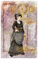 C.O.G. - Mrs. Applegarth Illustration by MaraAum