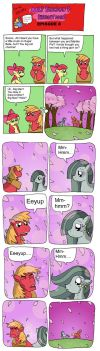 MLP Season 7 predictions : Episode 8 by VeryComicRelief
