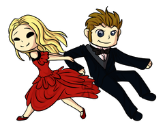 Issac and Miria Cheebs by ForeverFrosty