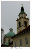 Postcards from Ljubljana 2 by LittleDark1