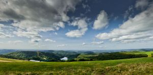 A view into france by FrederikM