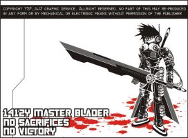 NinSpirated Master Blader by 1412Y