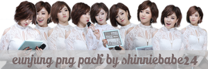 eunjung png pack by shinniebabe24