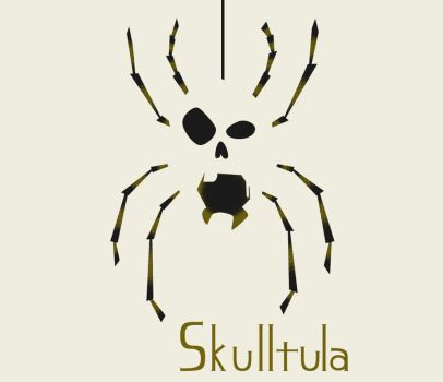 LoZ:Skulltula by DoctorWat