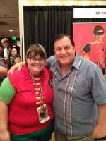 Burt and I Dragon Con 2012 by robingirl