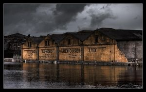 Cork Bonded Warehouses by jgalvin