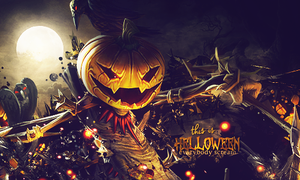 This is Halloween by miniMellowGFX