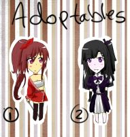 Adoptables [1 Open: Prices Reduced] by joudrew11