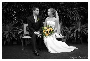 Luke and Melissa Wedding VIII by canuckgurl22